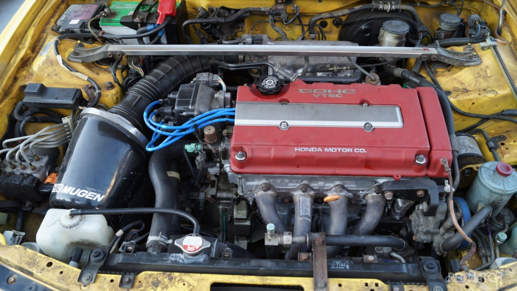 Tuners-and-tea-integra-type-r-engine-2