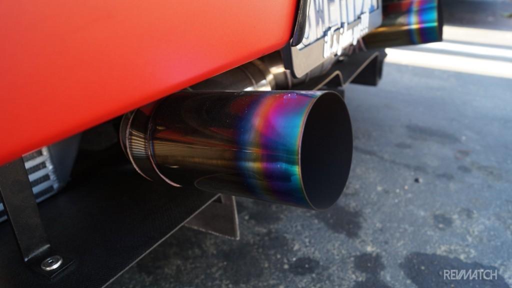 Tuners-and-tea-nsx-exhaust-titanium-finish