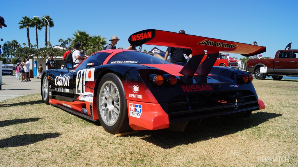 JCCS-2015-Nissan-R390-rear