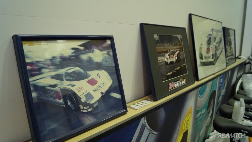 Kyusha beginnings Trust racing history