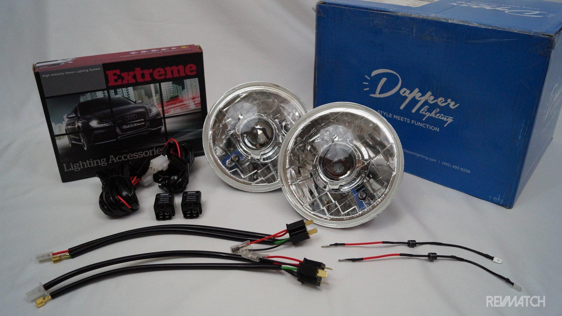 Clic meets Modern: Dapper Lighting 7