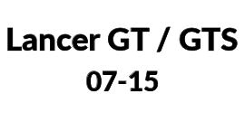CY4A Lancer GT / GTS