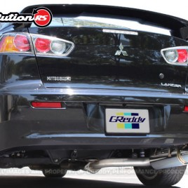 GReddy Revolution RS Exhaust Mitsubishi Lancer GTS