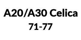 A20 / A30 Celica