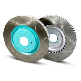 Project Mu CLUB RACER Front Rotors Nissan 370Z 09-14