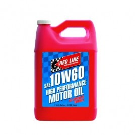 Red Line 10W60 Motor Oil Gallon