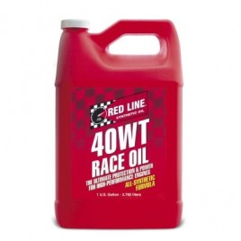 Red Line 40WT Race Oil Gallon