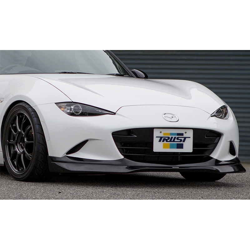 Greddy Front Lip Spoiler Mazda Miata Nd Revmatch