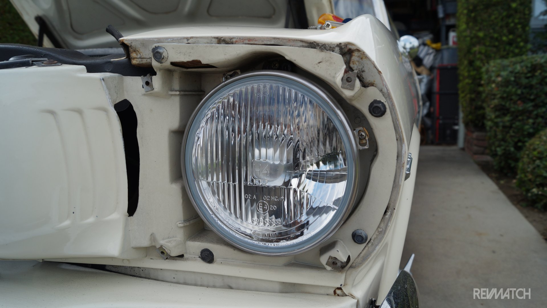 H4 Wiring With Diode Diagram And Ebooks Bi Xenon Hid Mx 6 Classic Meets Modern Dapper Lighting 7 Quot V1 Pinout Headlight