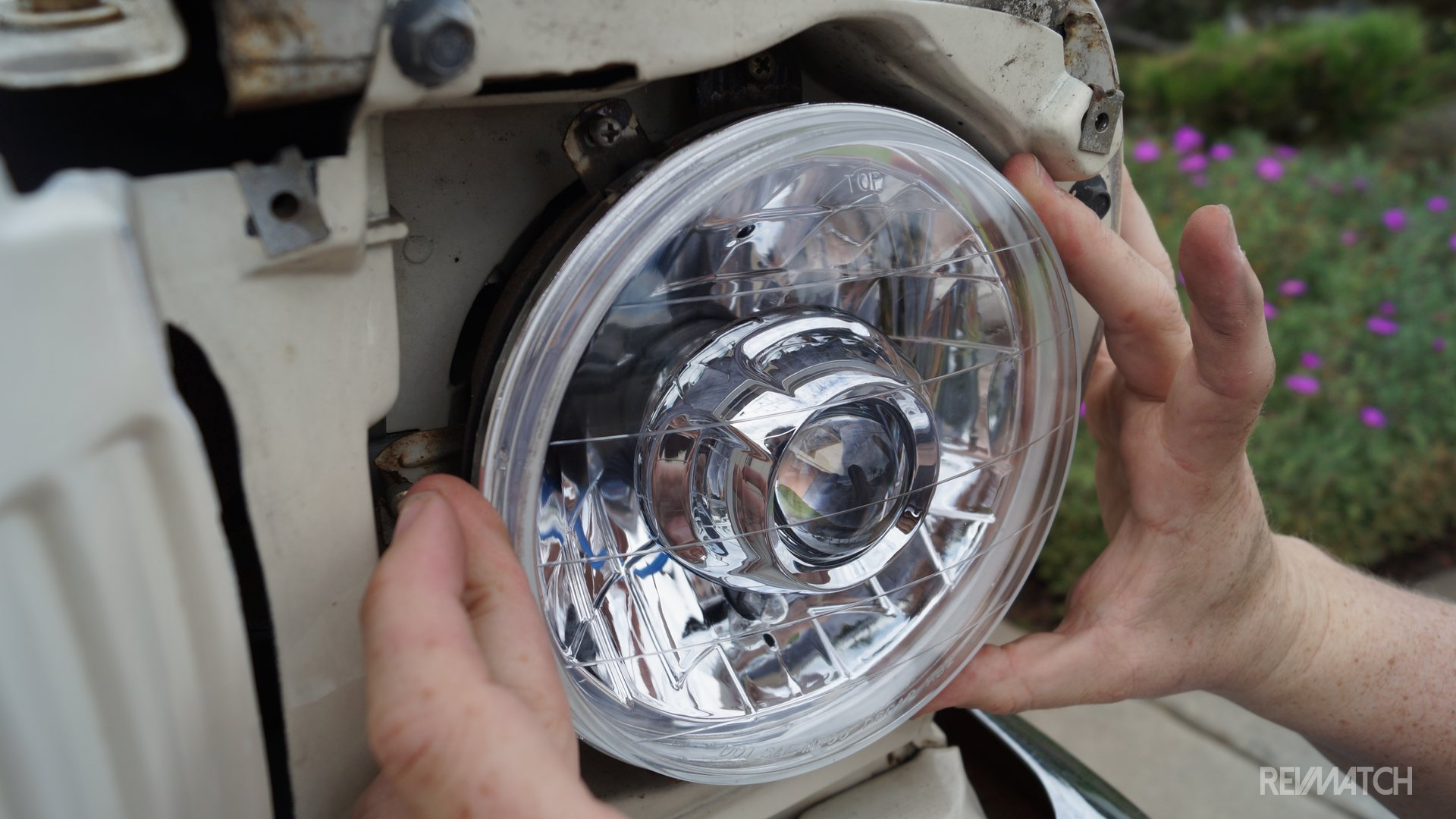 Classic Meets Modern Dapper Lighting 7 V1 Installation 911 H4 Headlight Wiring Diagram Get Free Image About Theres Nothing Better Than Upgrading The Look And Feel Of Your Car With Projector Kit You Will Add An Updated