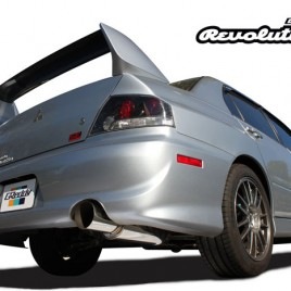 GReddy Revolution RS Exhaust Mitsubishi Evo 8-9