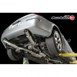 GReddy Revolution RS Exhaust Nissan 350Z