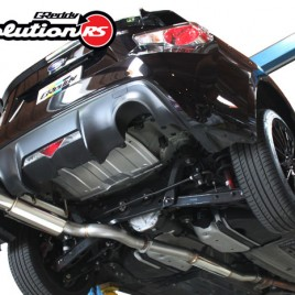 GReddy Revolution RS Cat back Exhaust Scion FR-S Subaru BRZ