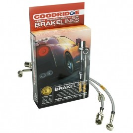 Goodridge SS Brake Lines Nissan 280ZX 82-83