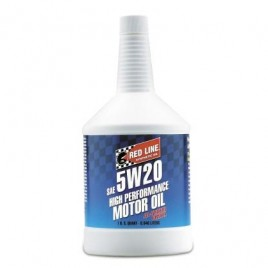 Red Line 5W20 Motor Oil Quart