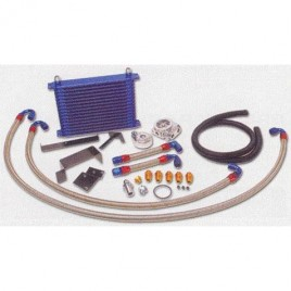 GReddy 13 Row Oil Cooler Kit Nissan 350Z 03-09