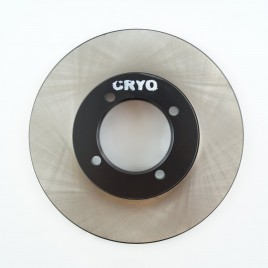 StopTech Centric Cryostop Front Rotor Datsun 240Z 70-73