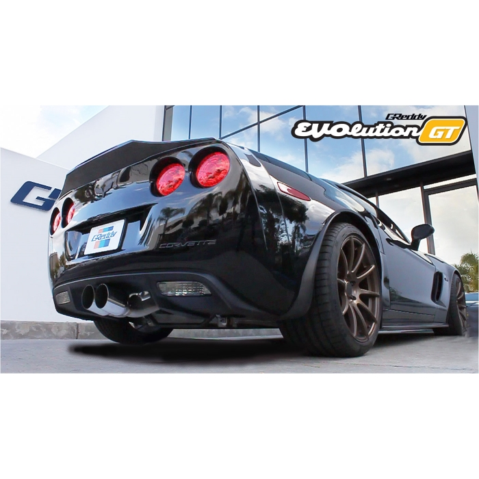 GReddy EVOlution GT Chevrolet Corvette C6
