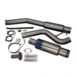 Tomei EXPREME Ti FULL TITANIUM MUFFLER for BCNR33 RB26DETT